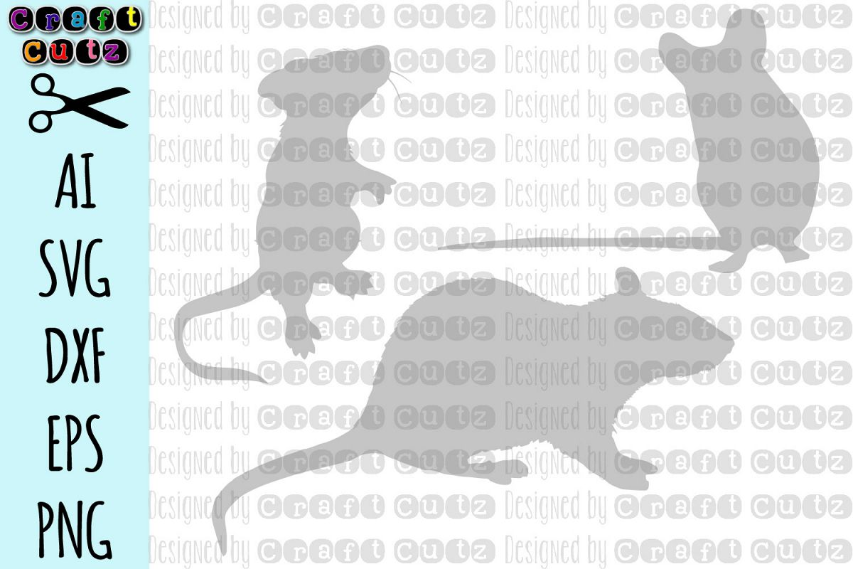halloween mice svg, mouse svg, mouse silhouette dxf