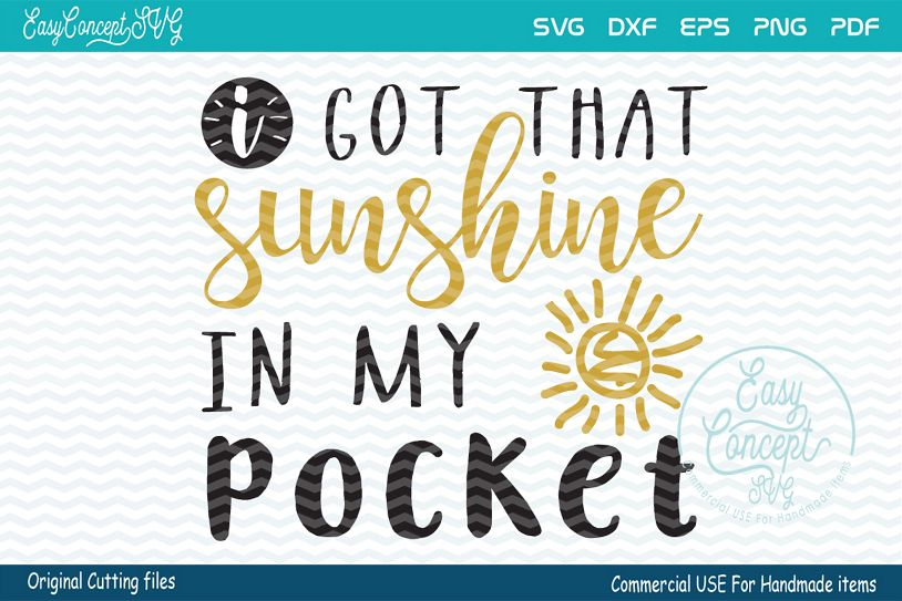 I Got That Sunshine In My Pocket example image 1