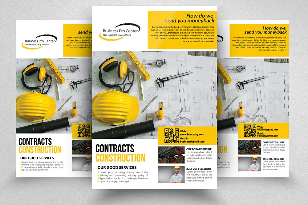 small business consulting flyer templates