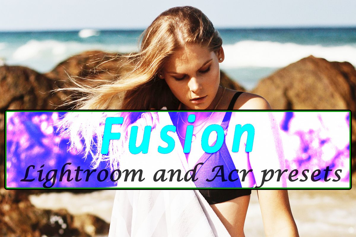 Fusion Lightroom 100 and ACR 60 Presets example image 1