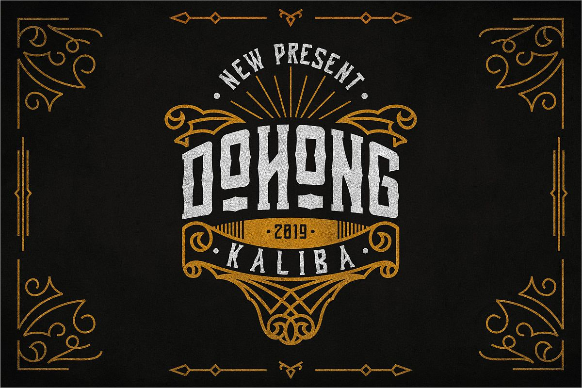 Dohong Kaliba - Display example image 1