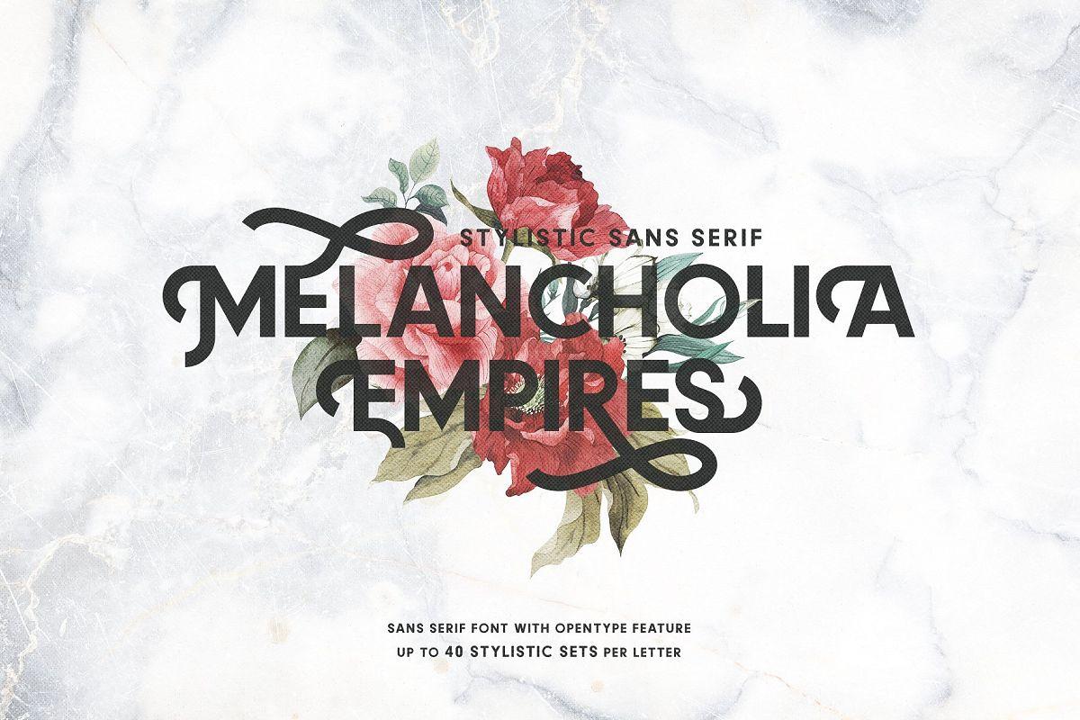 Melancholia example image