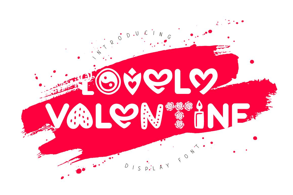 Lovely Valentine example image 1