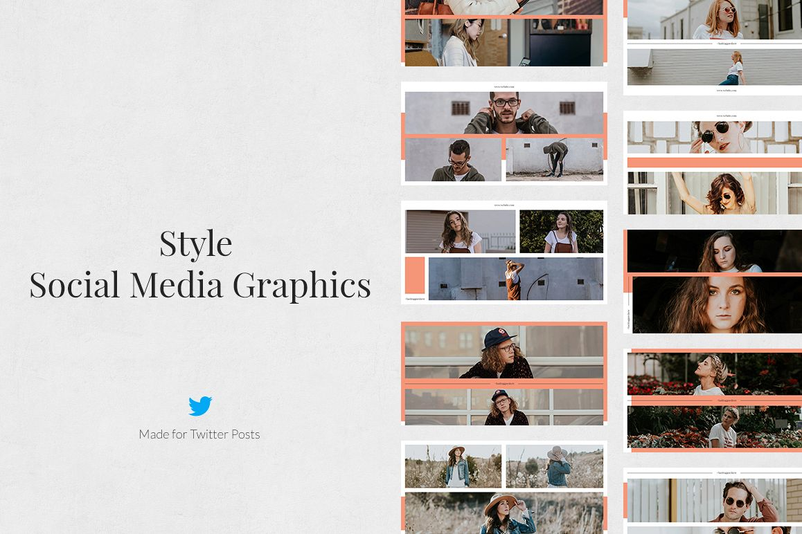 Style Twitter Posts example image 1