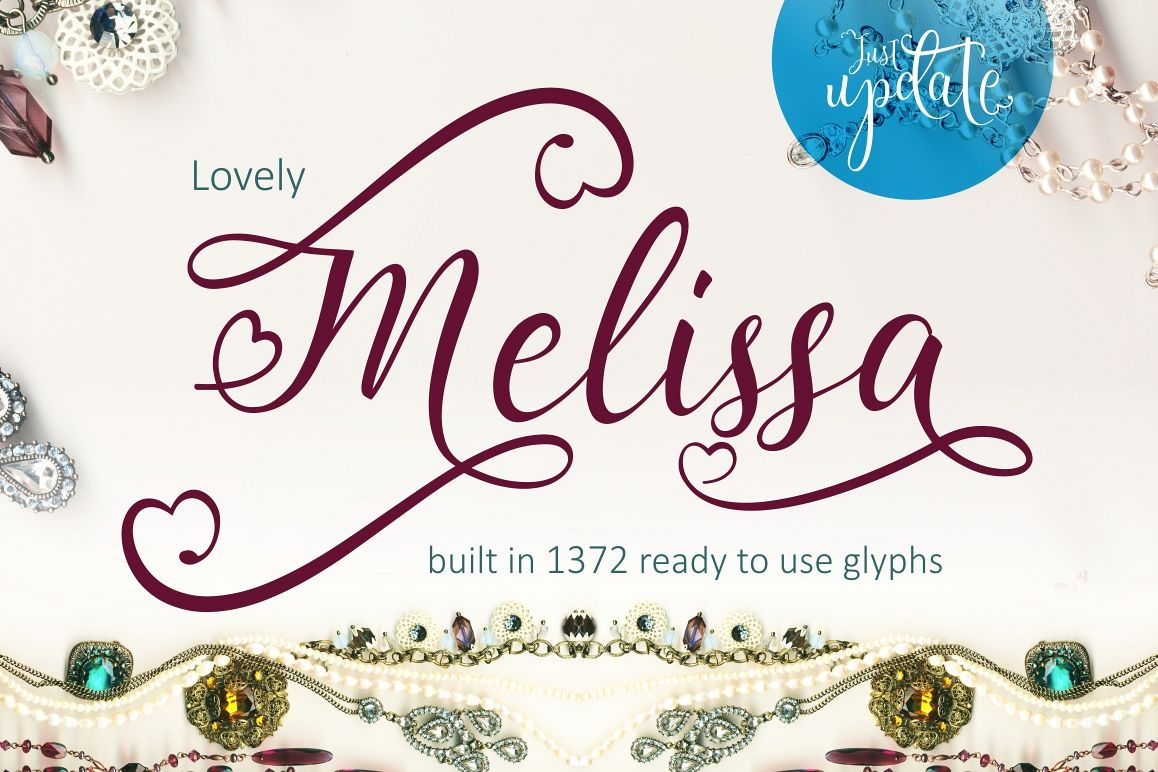 Lovely Melissa example image 1