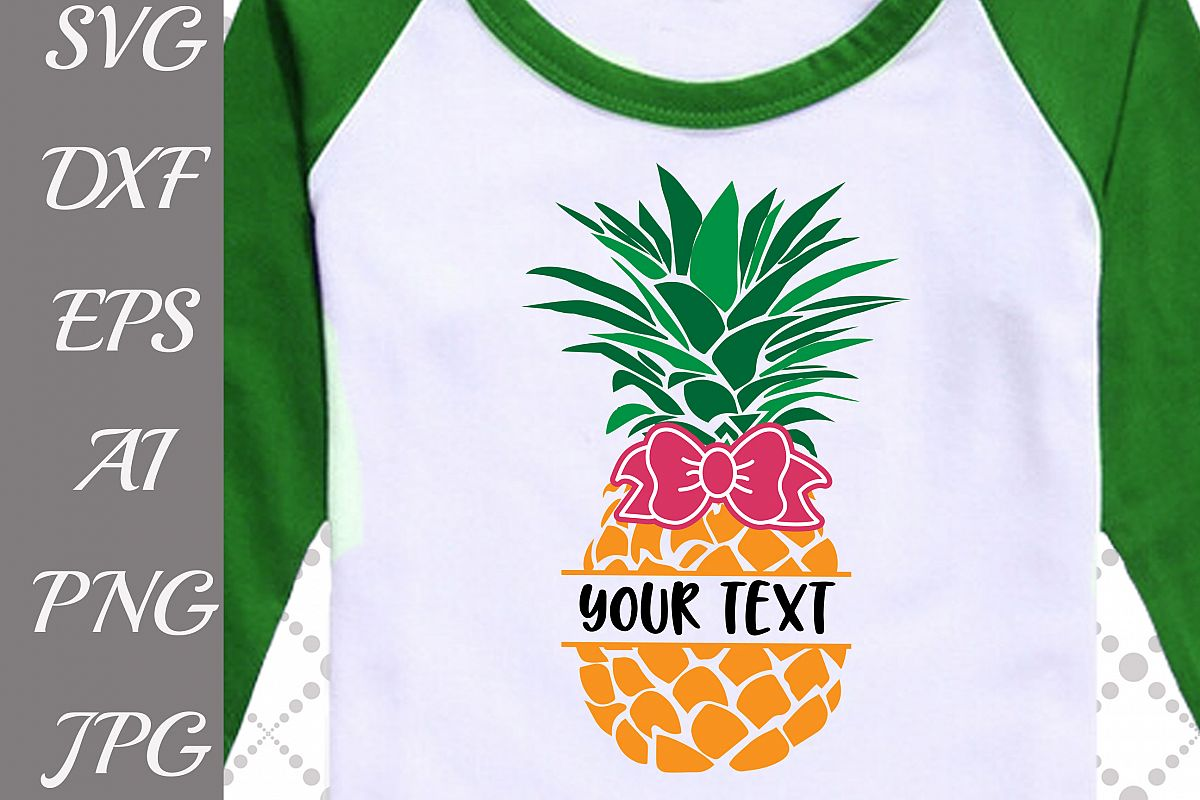 Pineapple Svg example image 1