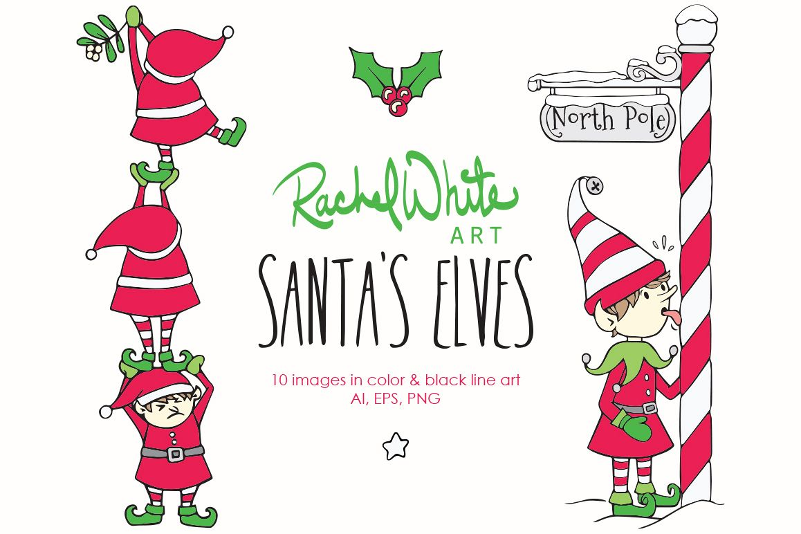 Santa's Elves example image 1