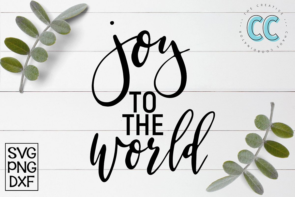 Joy To The World example image 1