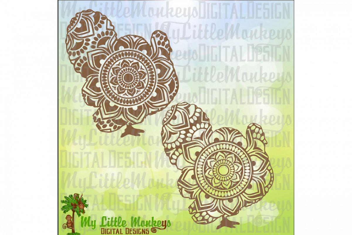 Turkey Mandala example image 1