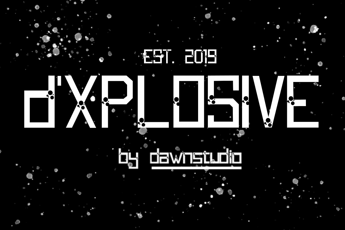 d'XPLOSIVE example image 1