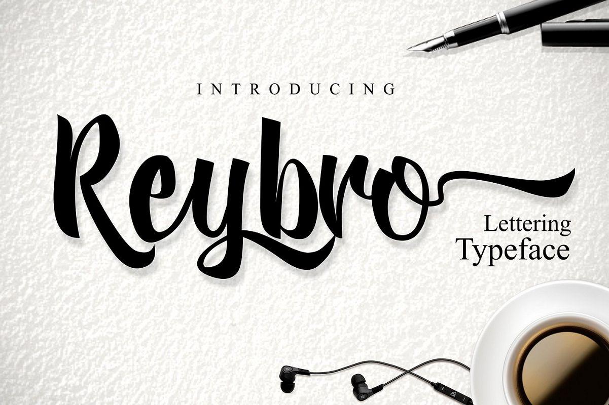 Reybro Script example image 1
