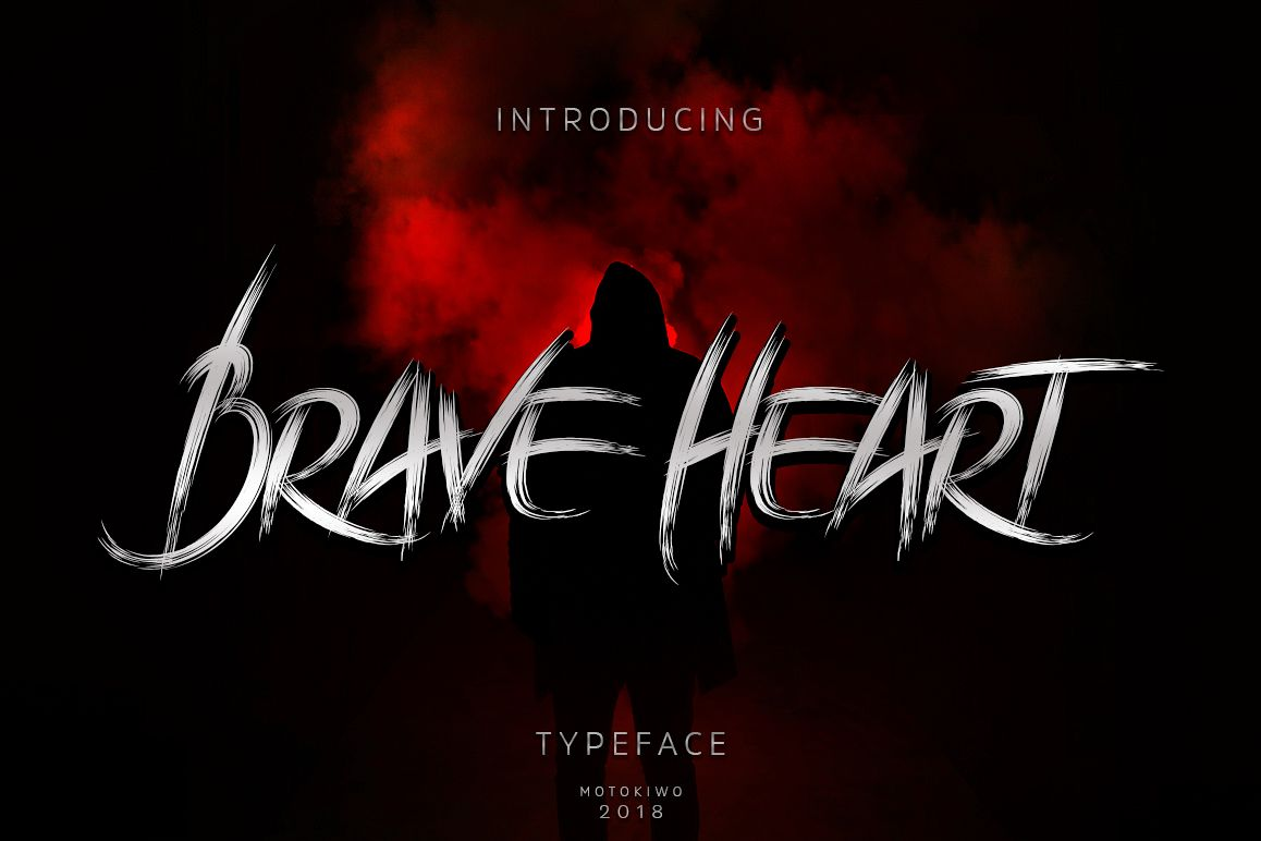 Brave Heart example image 1