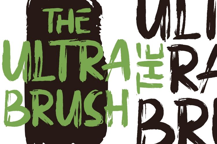 The Ultra Brush example image 1