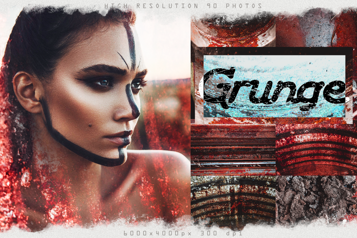 Spring overlays Grunge overlays textures, backdrop, dirty example image 1