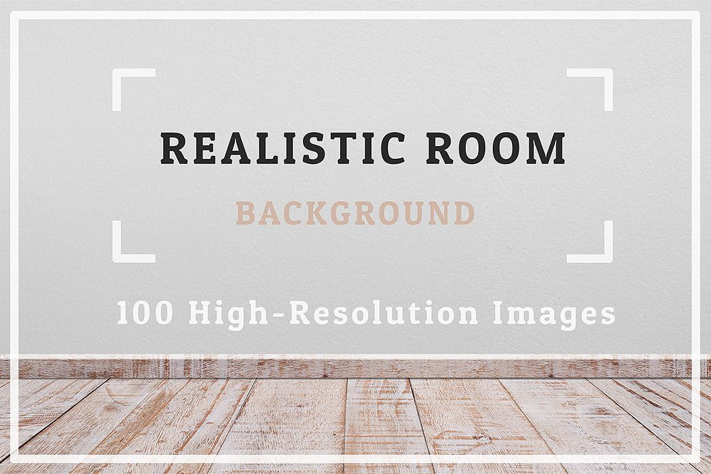 100 Realistic Room Background Set 1 example image 1