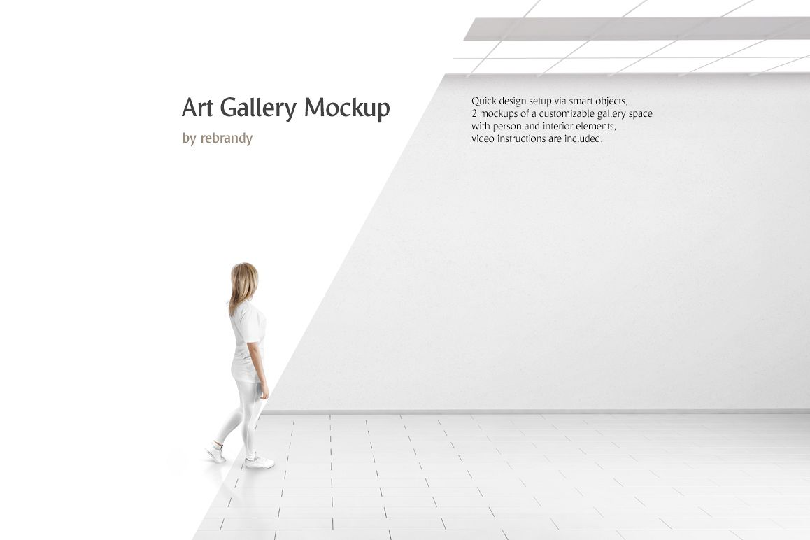 Art Gallery Mockup example image 1