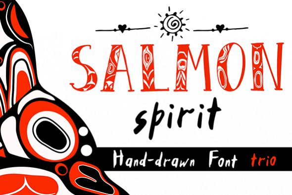 Salmon Spirit example image 1