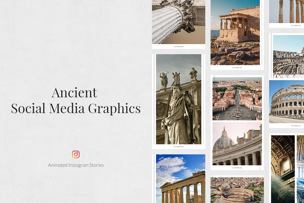 Ancient Animated Instagram Stories example image 1