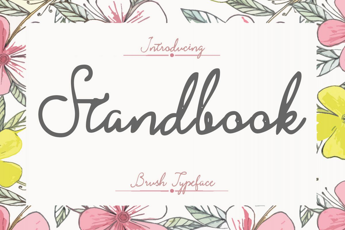 Standbook example image 1