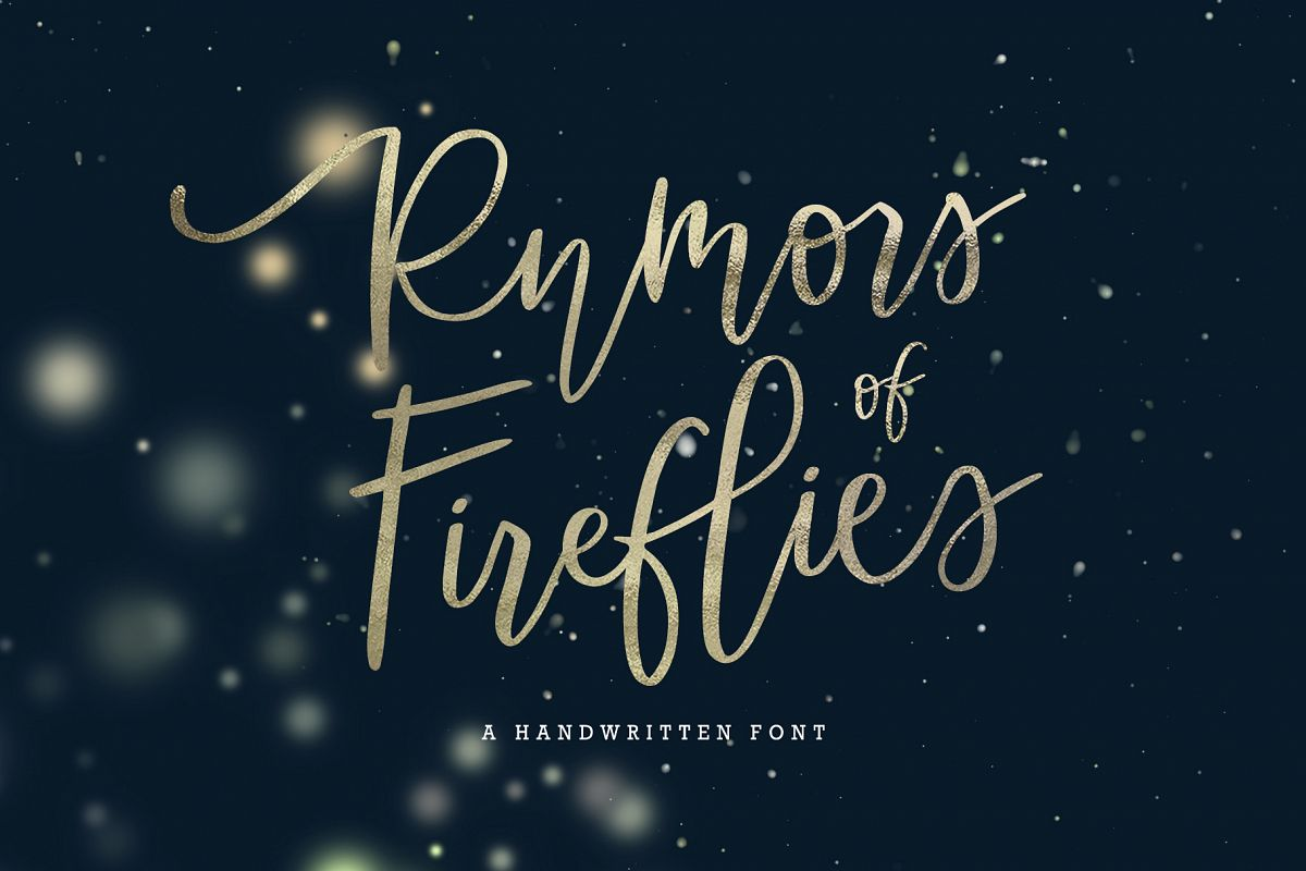 Rumors of Fireflies example image 1