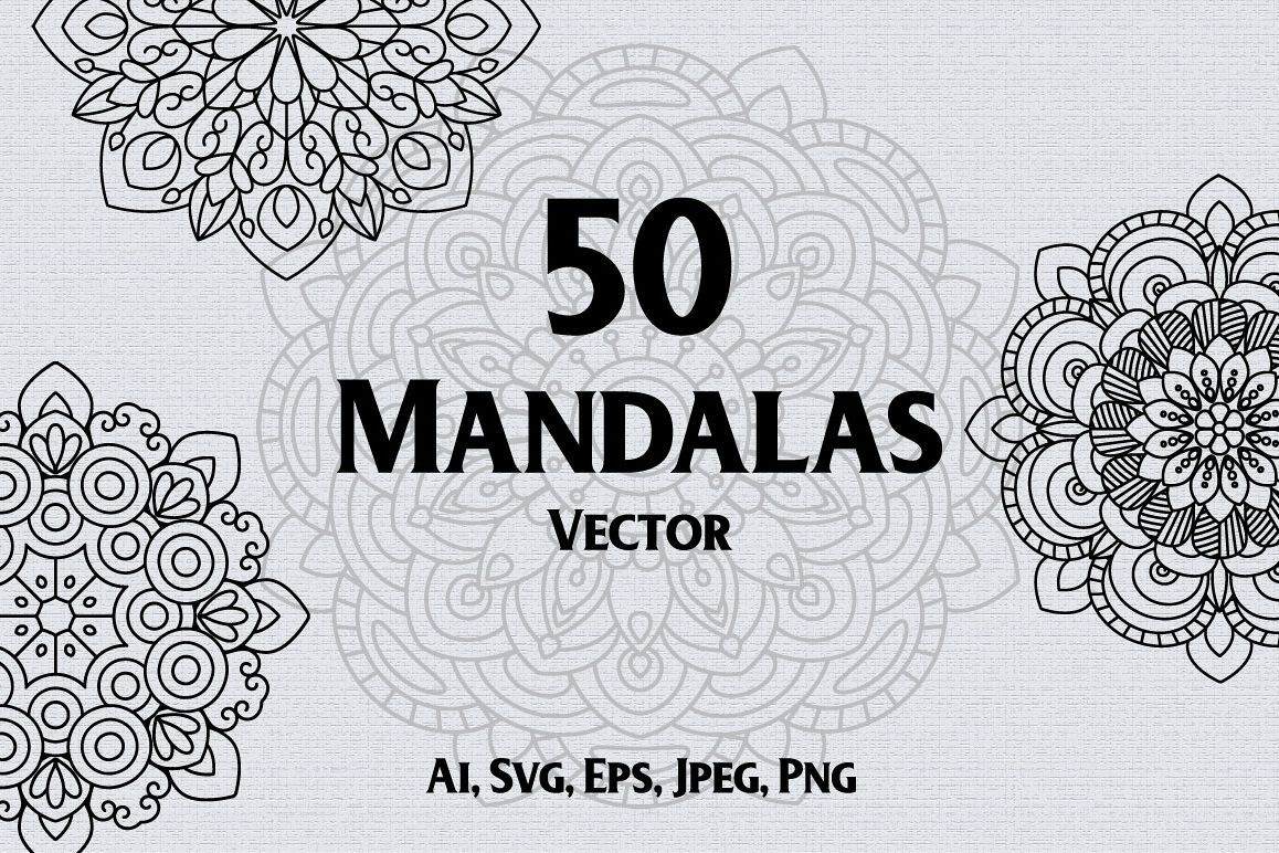 Mandalas Collection example image 1
