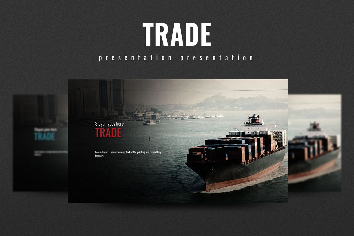 Global Trade PPT example image 1