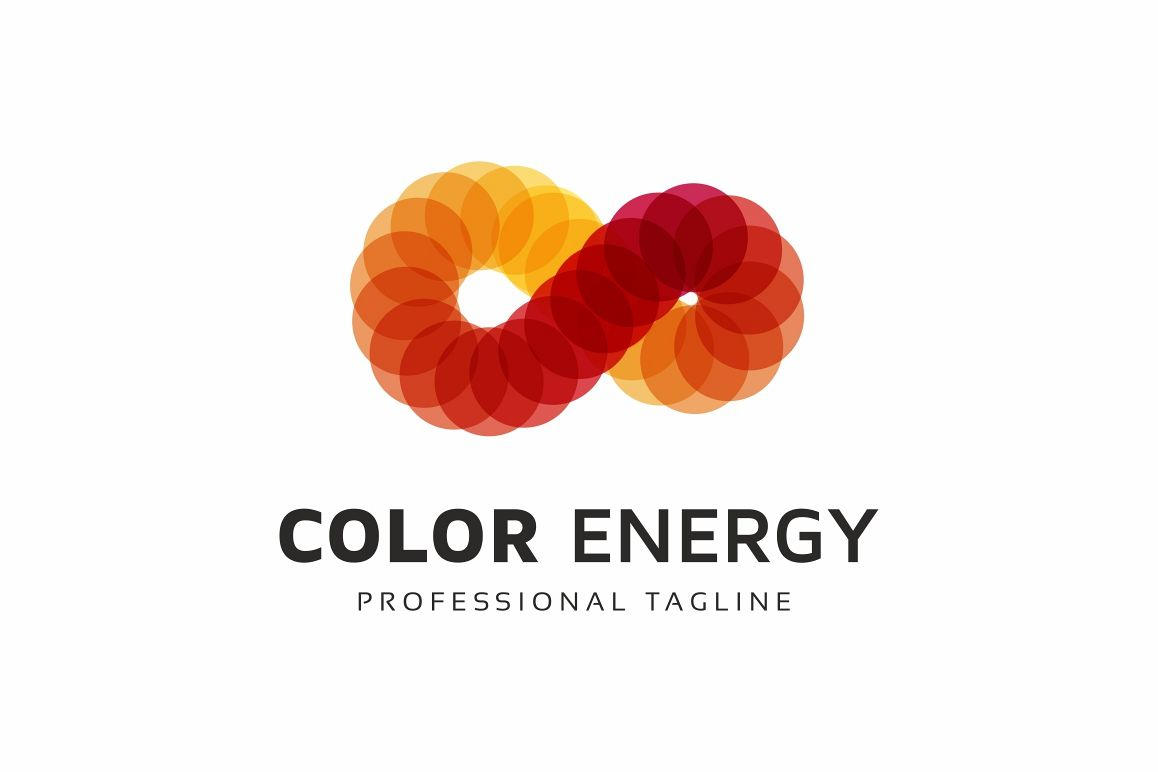 Color Energy Logo example image 1