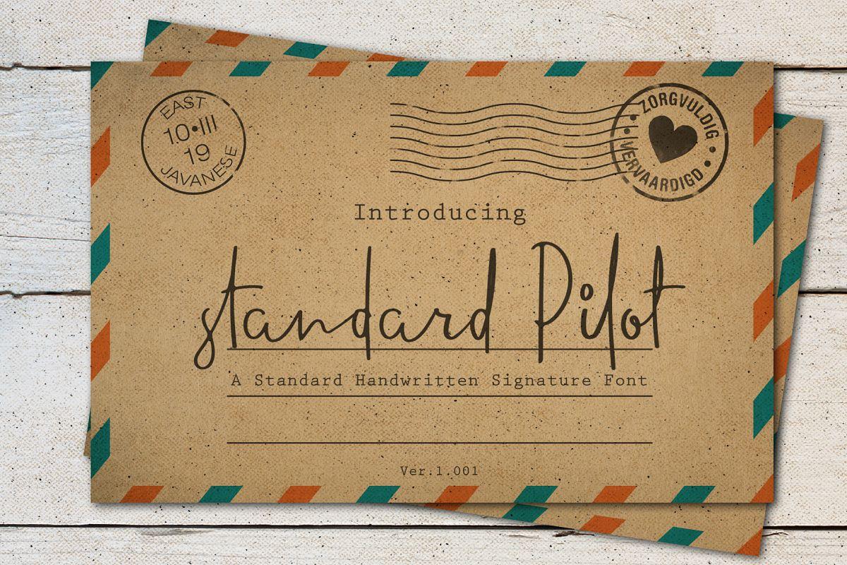 Standard Pilot example image 1