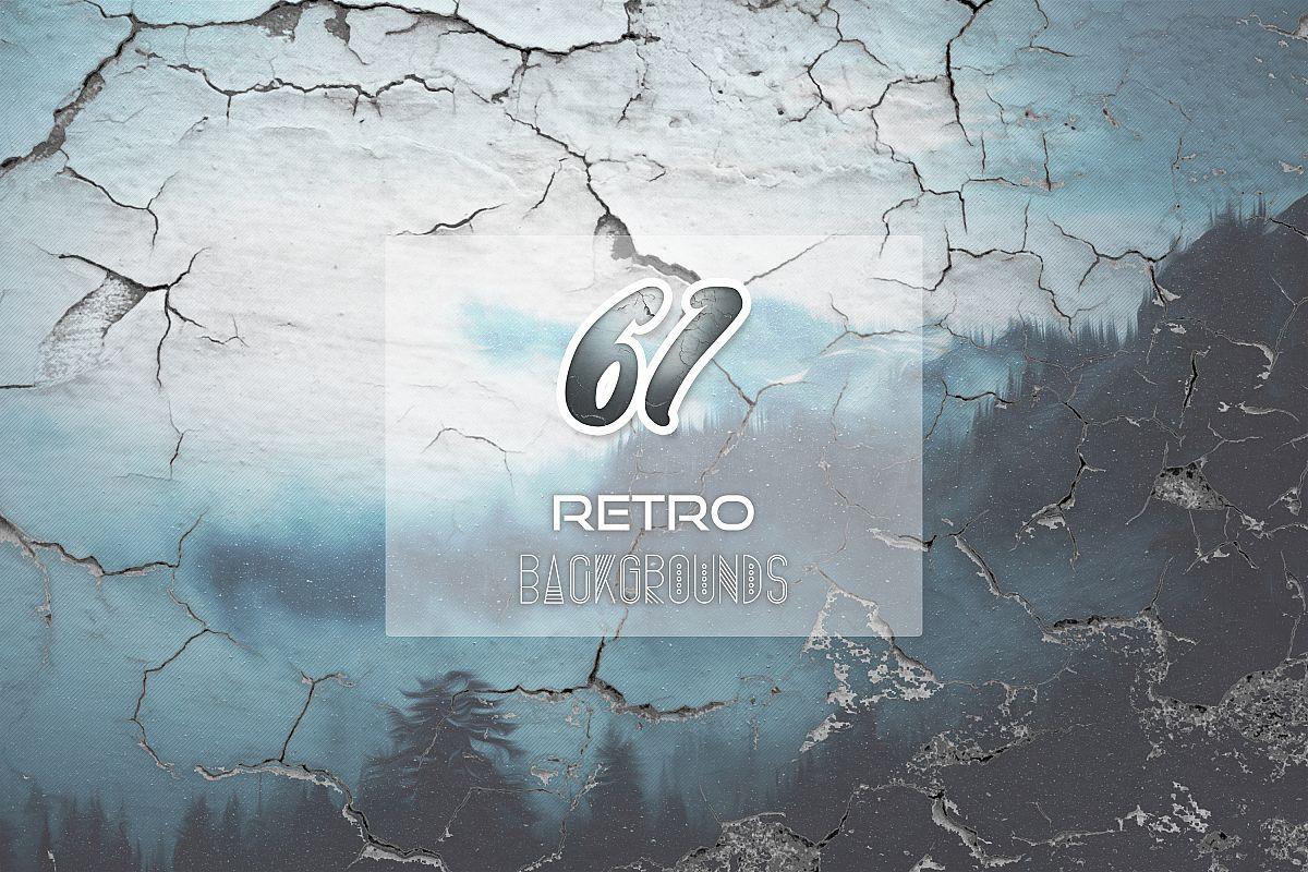 67 Retro Backgrounds example image 1