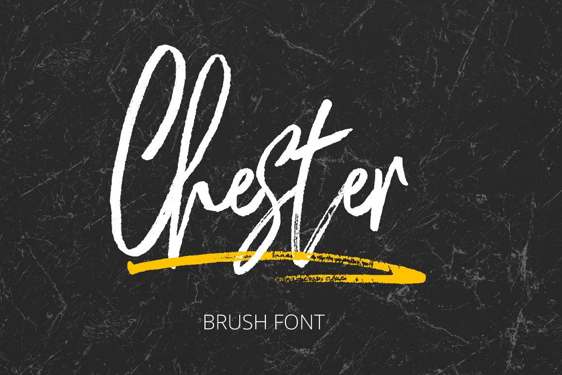 Chester Brush example image 1