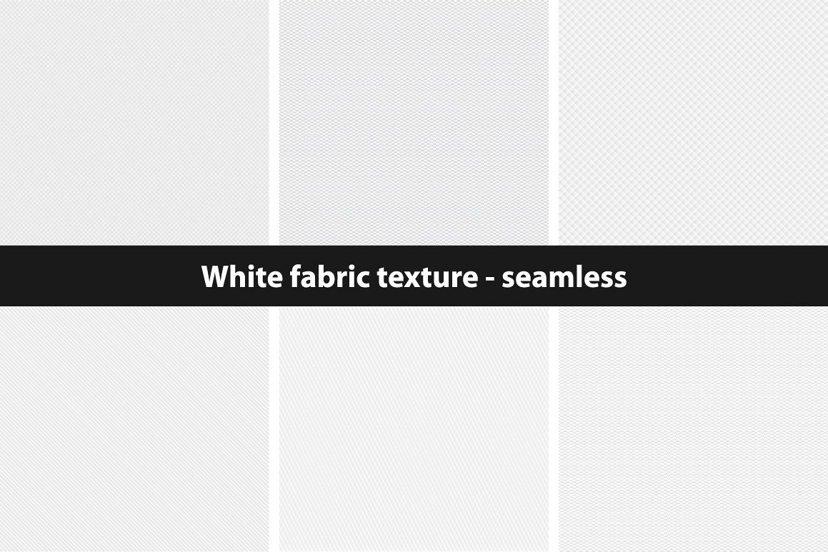 White textures - seamless collection example image 1