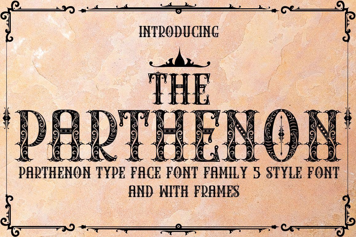 THE PARTHENON example image 1
