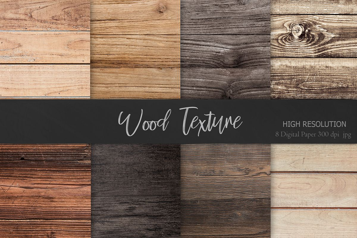 Wood Textures example image 1