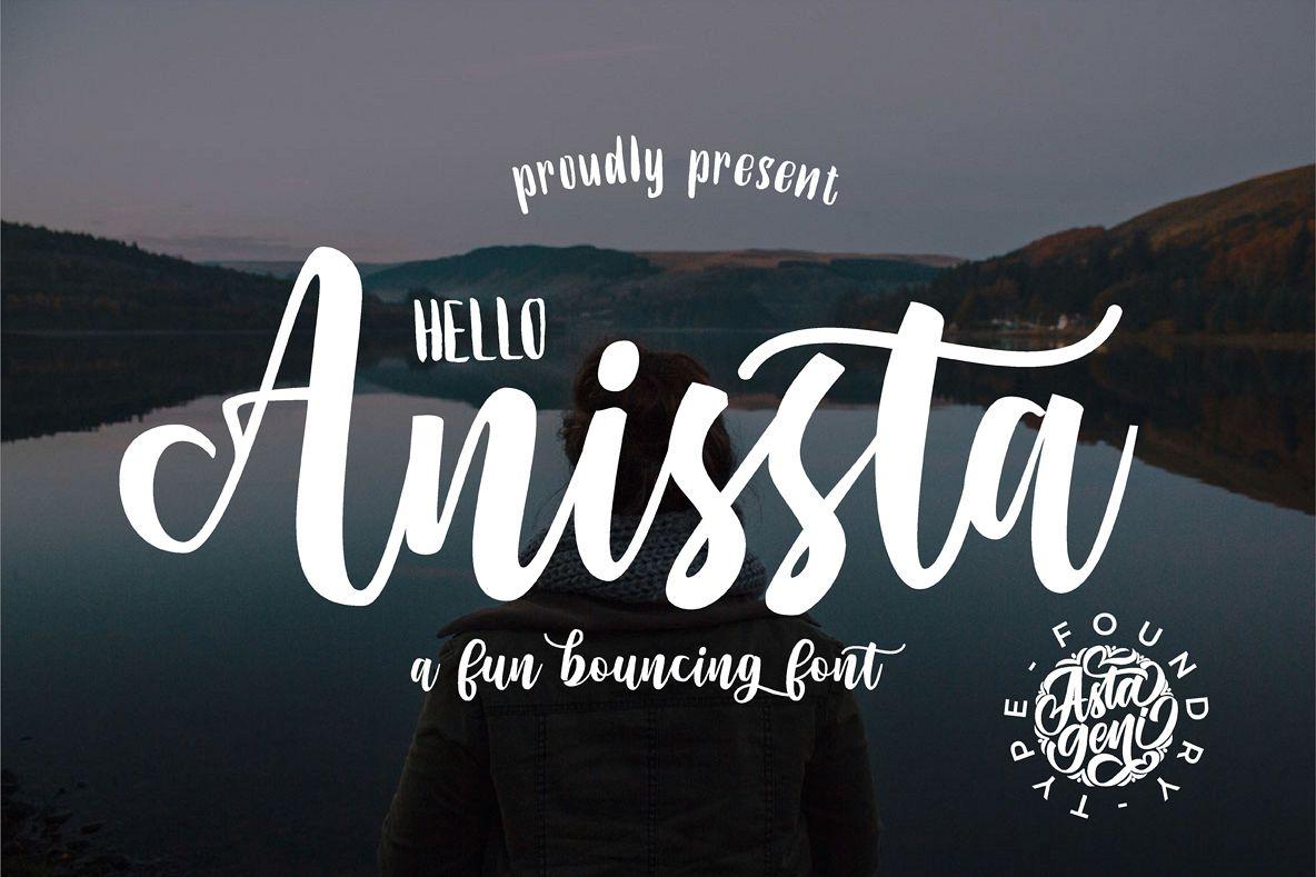 Hello Anissta example image 1