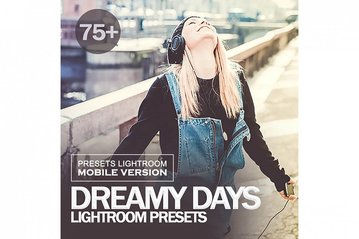 Dreamy Days Lightroom Mobile Presets example image 1