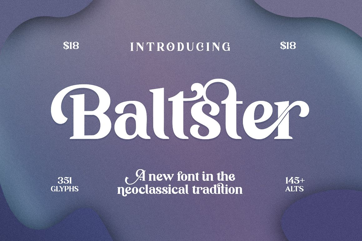 Baltster Neoclassic Tradition example image 1