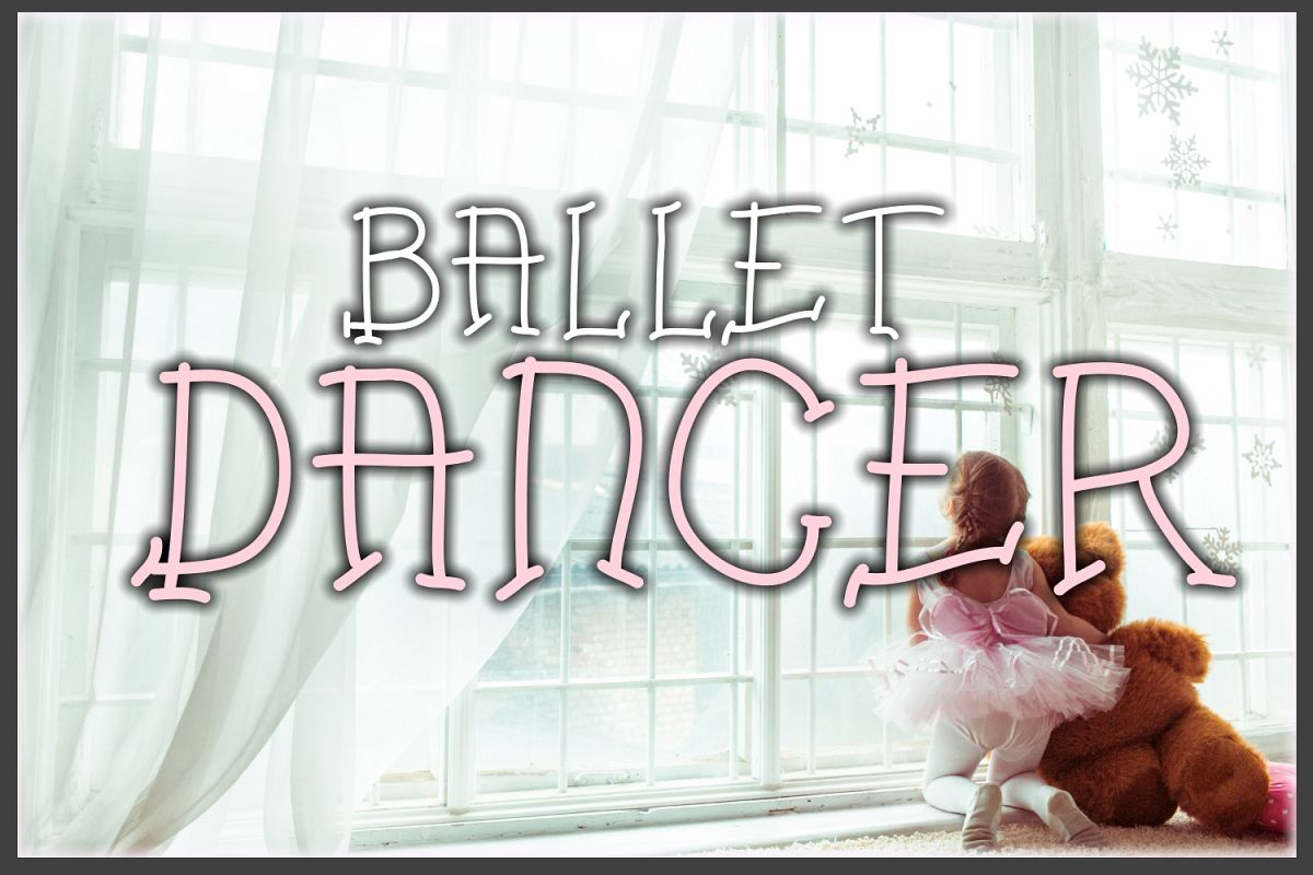 Ballet Dancer example image 1