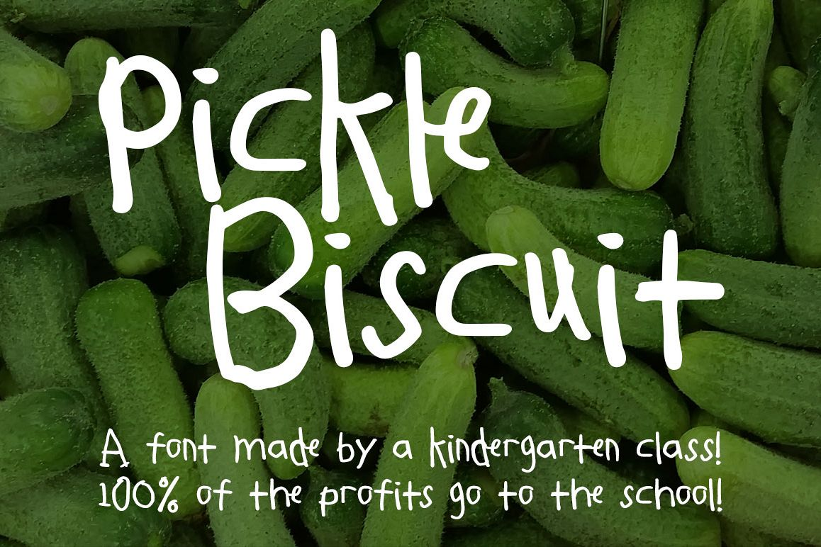 Pickle Biscuit - by kids, for kids! example image 1
