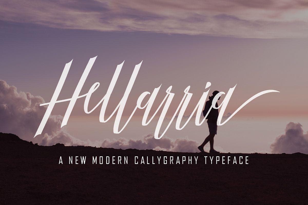 Hellarria Script example image 1