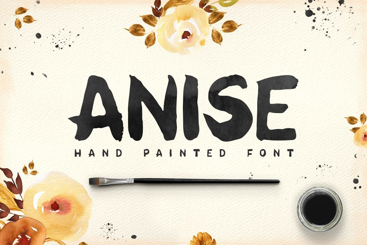 Anise Font example image 1