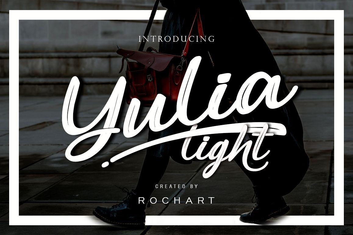Yulia Light example image 1