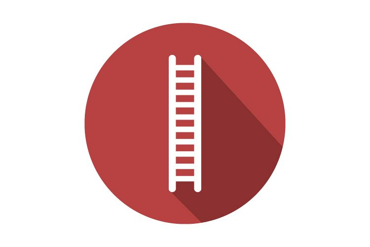 Ladder icon example image 1