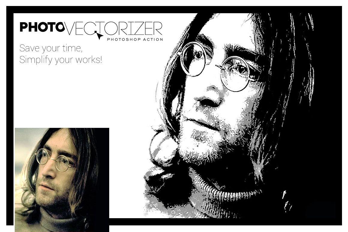 Photo Vectorizer example image 1