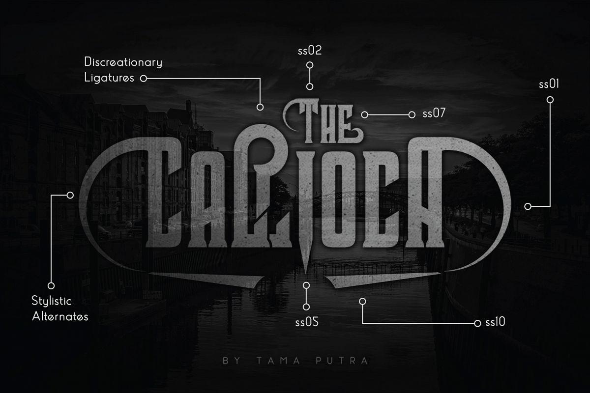 Callioca example image 1
