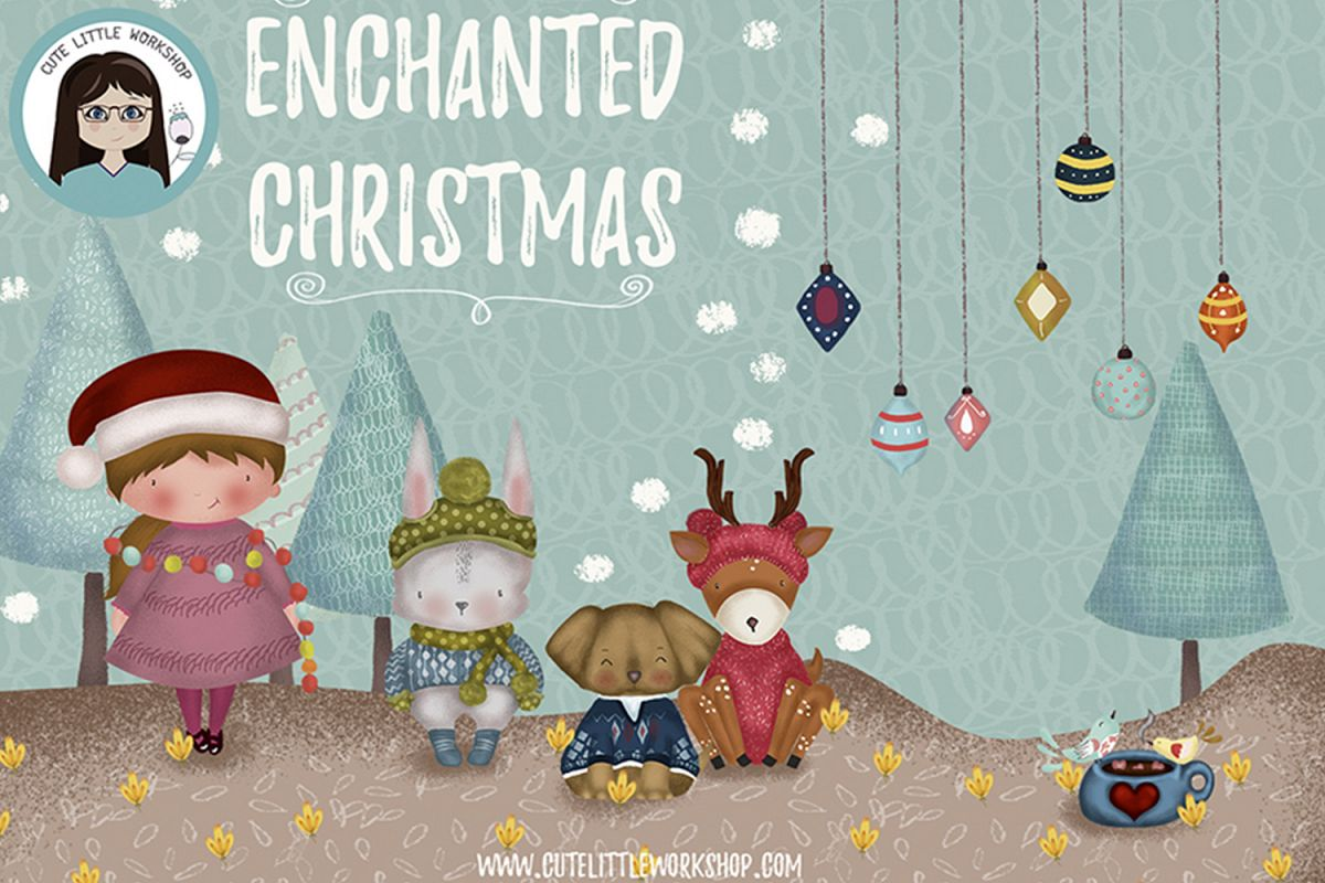 Enchanted Christmas example image 1