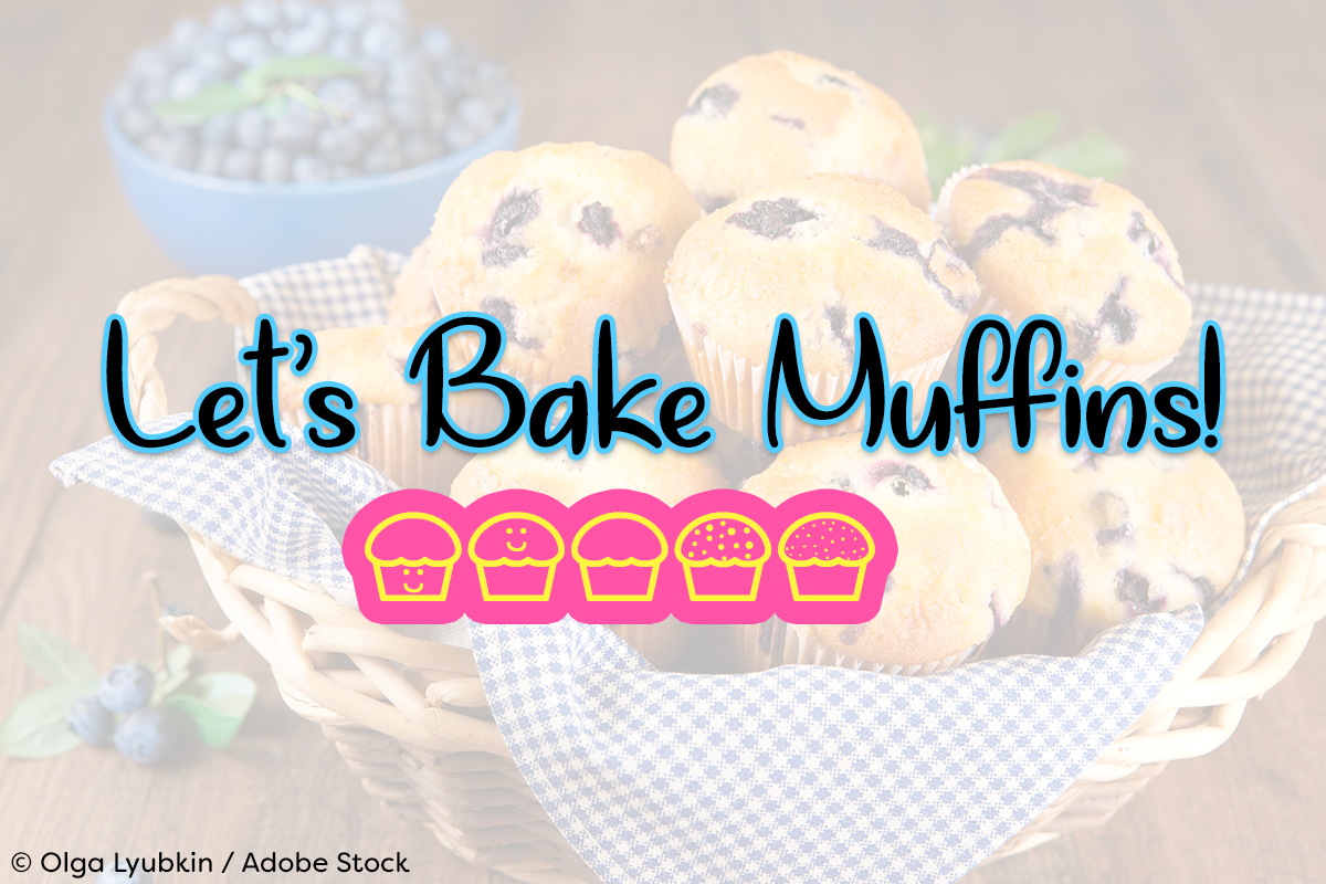 Let's Bake Muffins example image 1