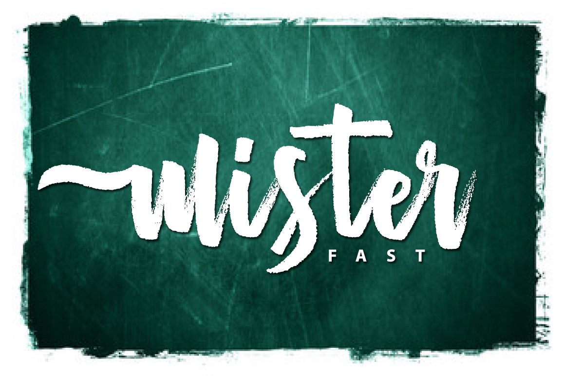 Mister Fast example image 1