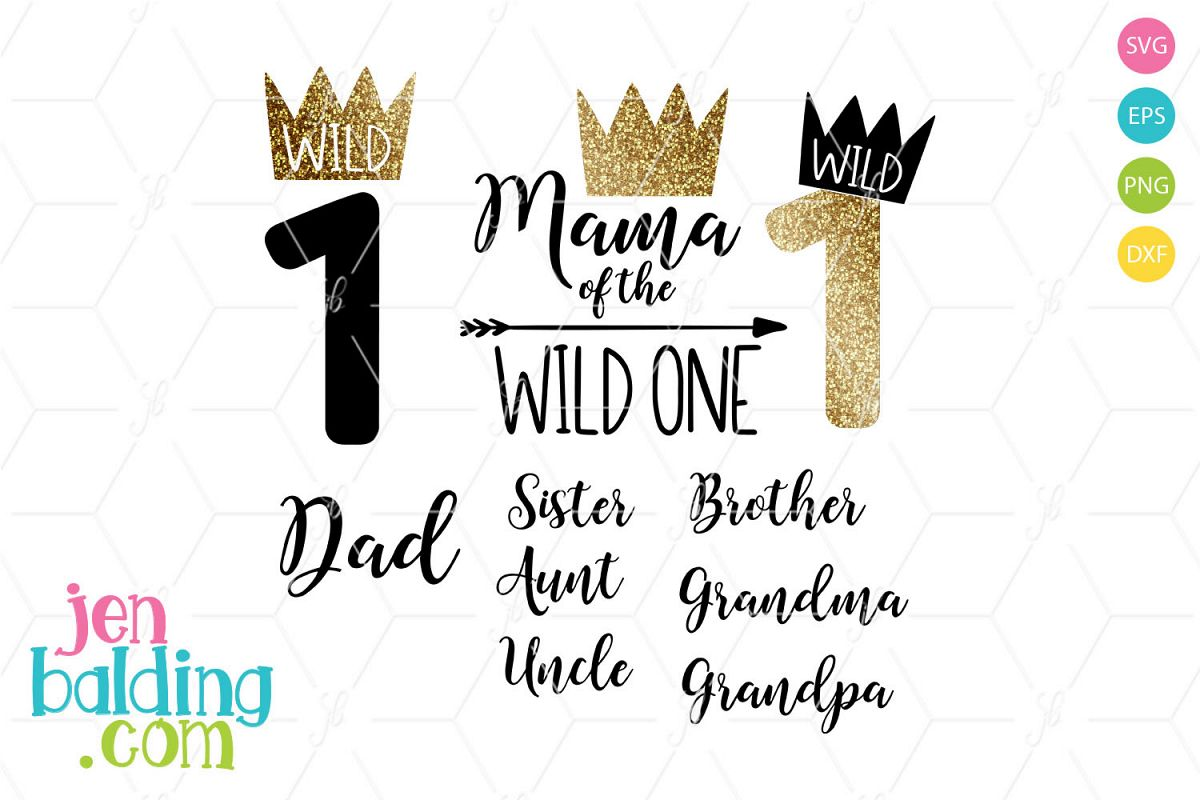 Wild One Bundle example image 1
