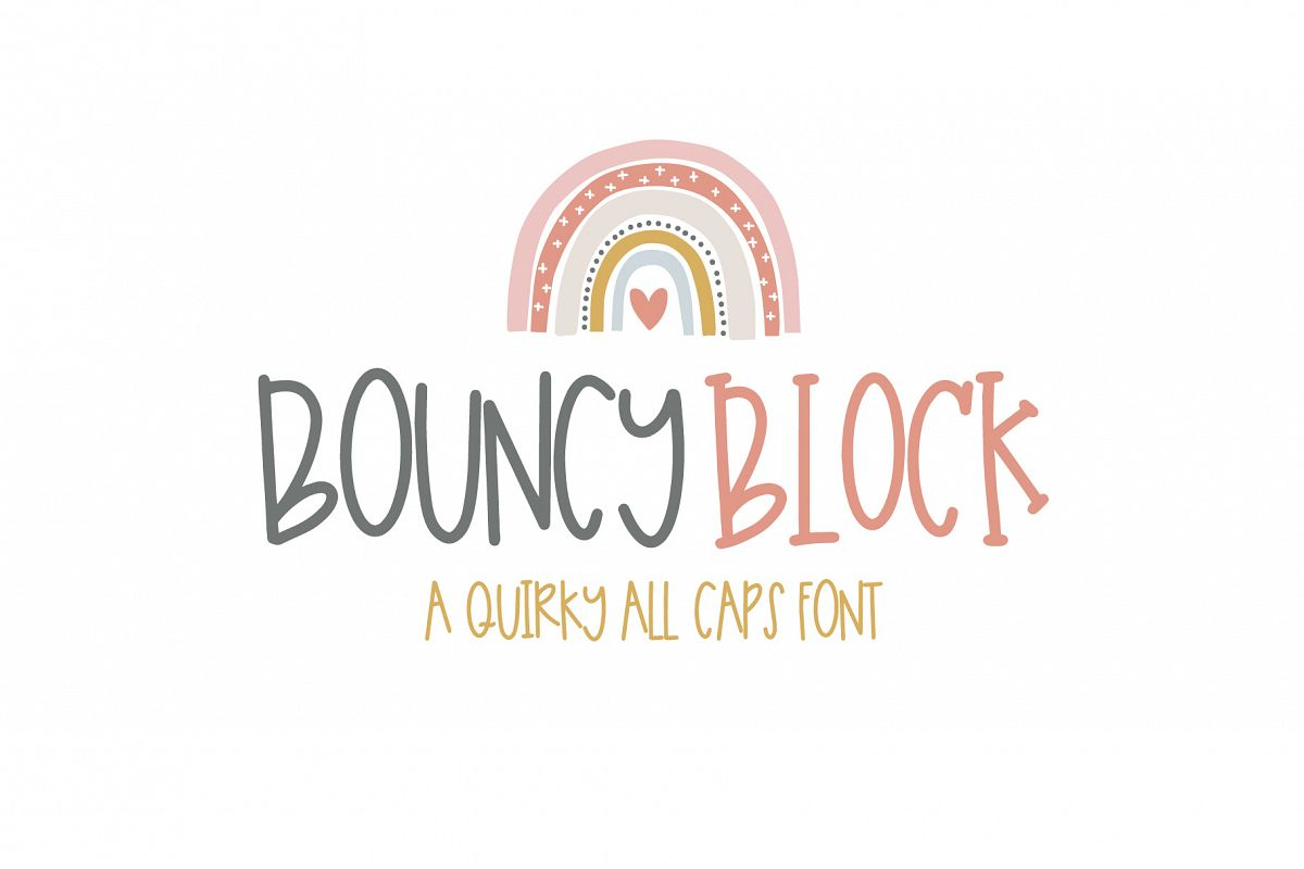 Bouncy Block example image 1