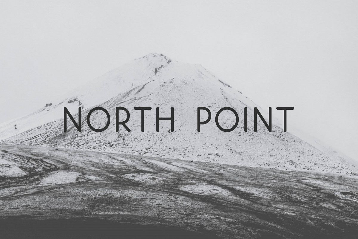North Point | Sans Serif example image 1